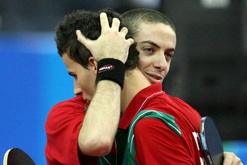 Marcos Freitas e Tiago Apolónia