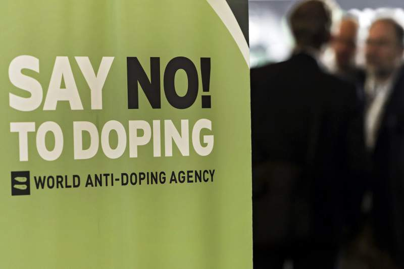 WADA recommends Russia be suspended from athletics
