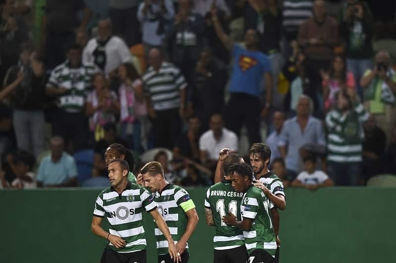 Sporting vs Legia