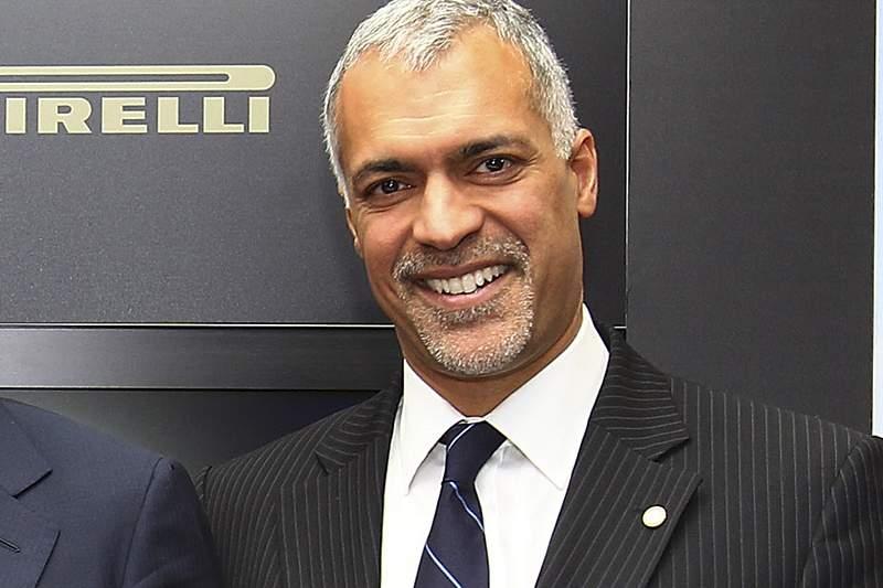 Michael Bolingbroke, diretor-executivo do Inter