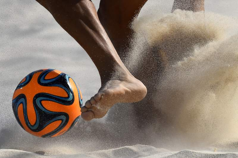 Cabo Verde tenta a estreia no CAN de Futebol de Praia