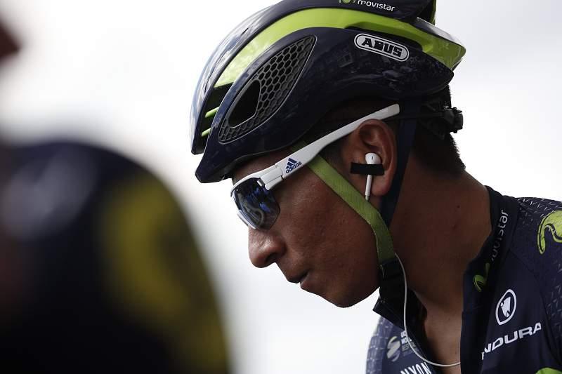 Nairo Quintana admite que teve um dia mau na quinta etapa da Volta a França