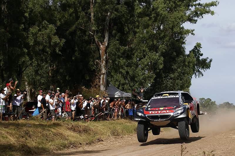 Stephane Peterhansel no Dakar2016