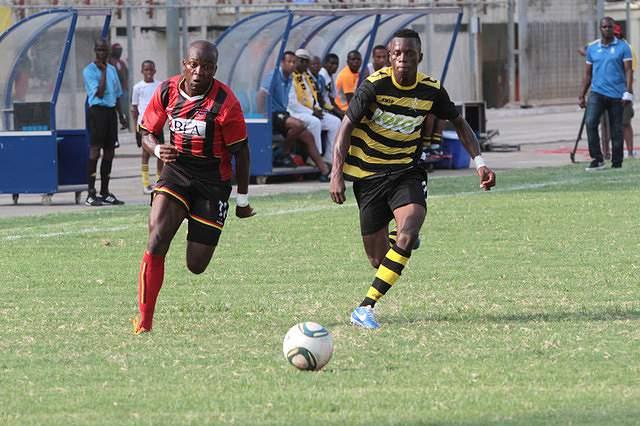 Progresso do Sambizanga - 1º de Agosto