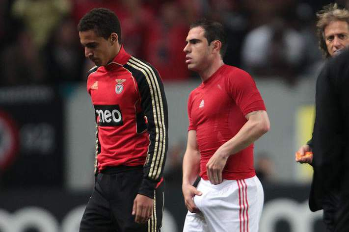Bruno César esconde camisola do Sporting em 2012