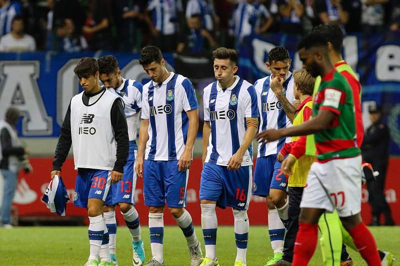 Marítimo - FC Porto