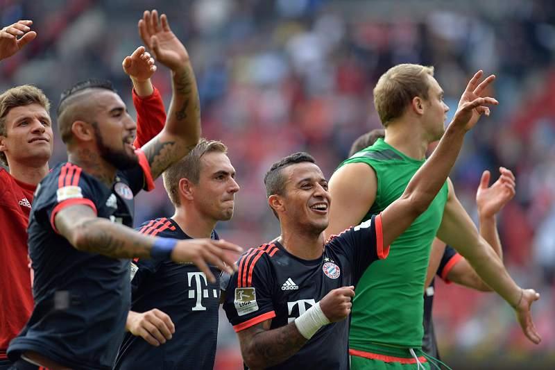 1. FSV Mainz 05 vs FC Bayern Munich