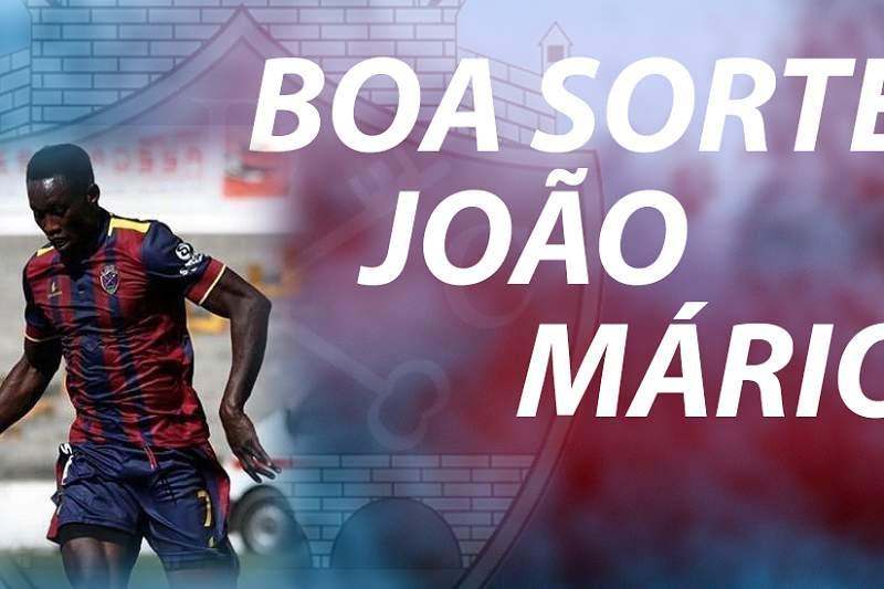 João Mário deixa Chaves