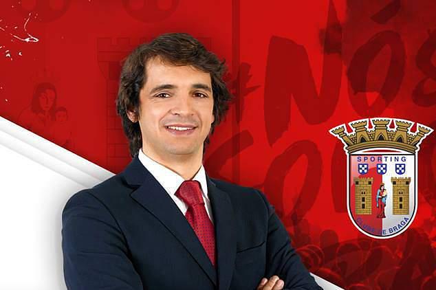 António Pedro Peixoto formaliza candidatura às eleições do Sporting de Braga na sexta-feira