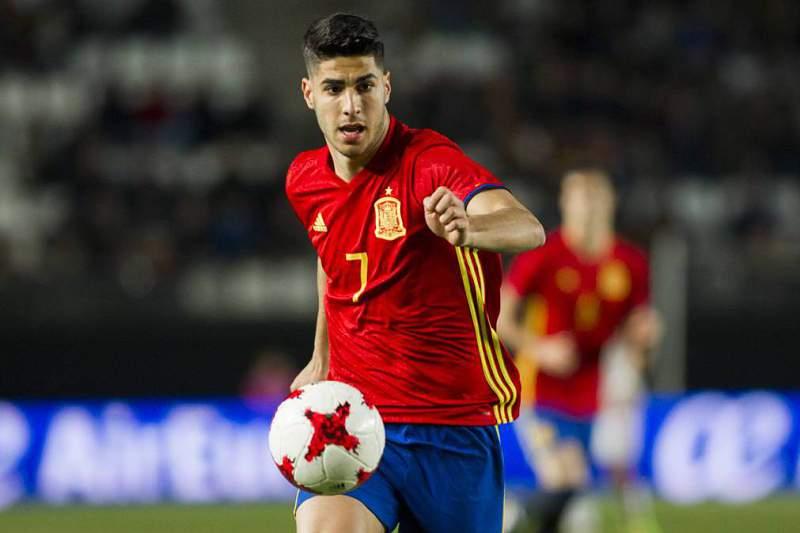 Asensio, jogador espanhol