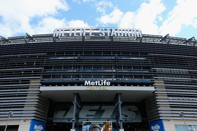 Estádio MetLife em New Jersey