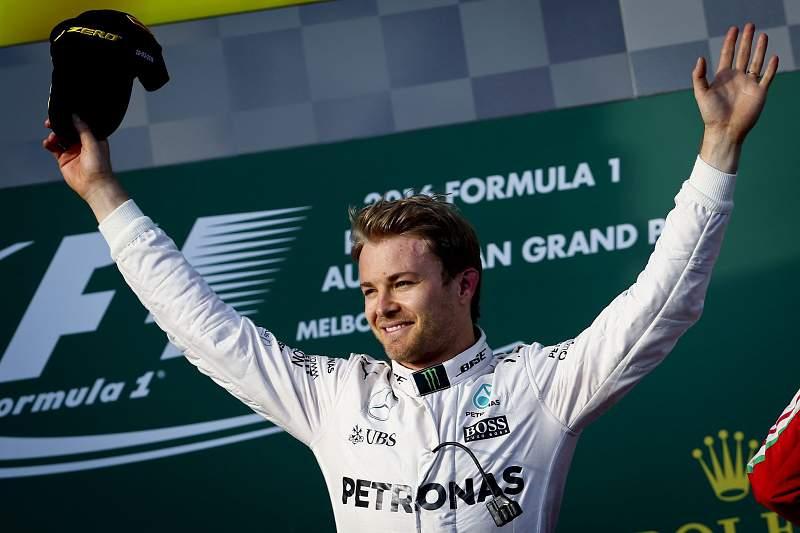 Rosberg vence e é o primeiro líder do Mundial de Fórmula 1