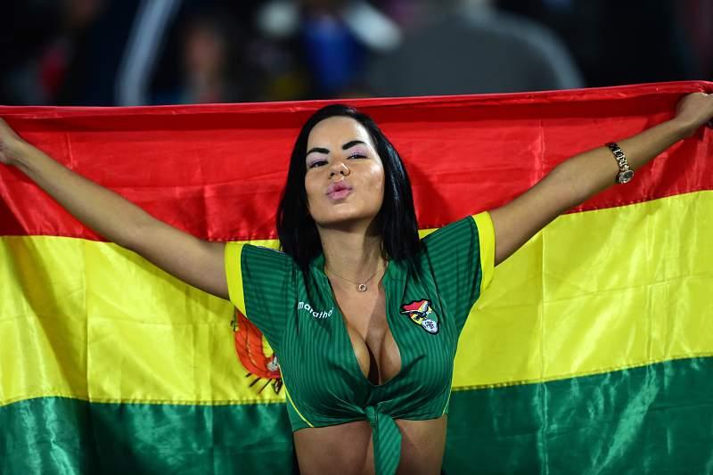 Adepta do México na Copa América