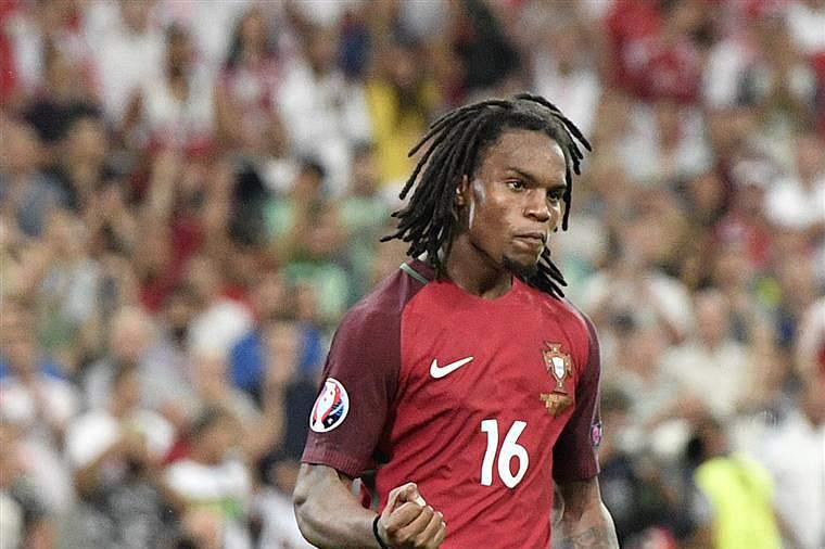 Renato Sanches eleito o Melhor Jovem do Europeu
