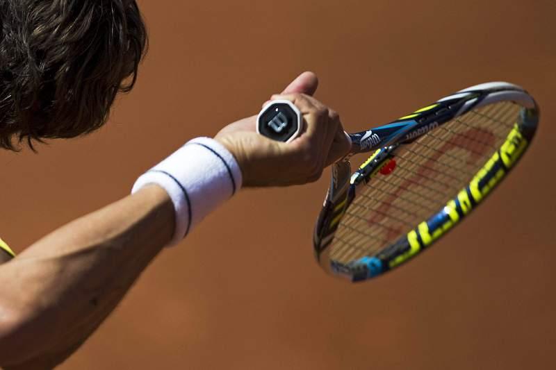Conde de Godo tennis tournament in Barcelona