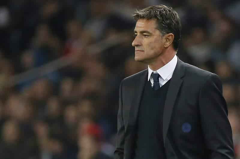 Michel, treinador do Marselha