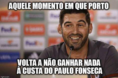Os memes da final da Taça de Portugal