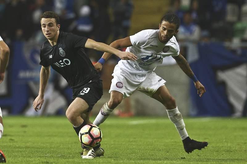 Gafanha vs FC Porto