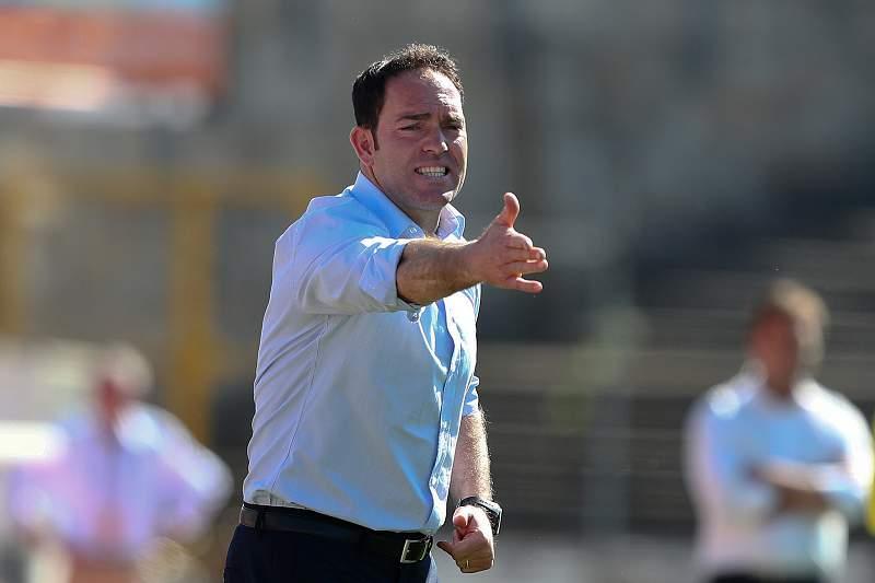 Ricardo Soares, treinador do Chaves