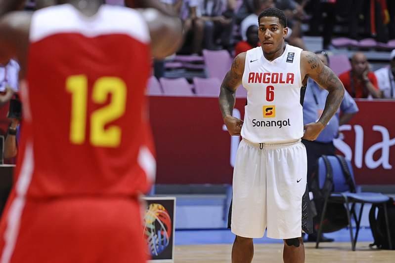 Afrobasket2015: Angola-Moçambique