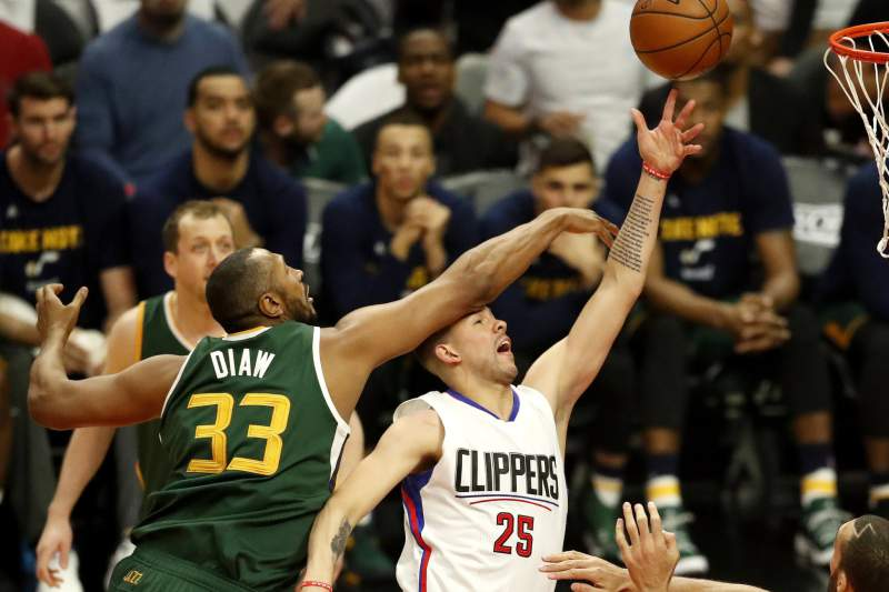 Utah Jazz e Los Angeles Clippers