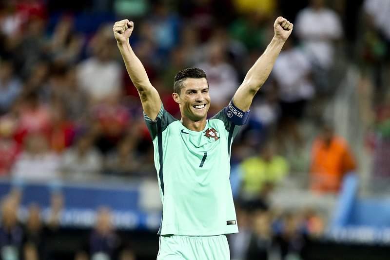 Semi final Portugal vs Wales