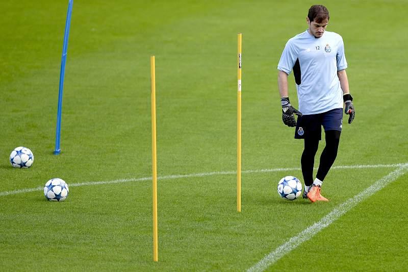 FC Porto training session