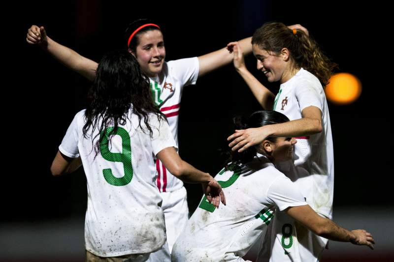 Women's World Cup 2015 qualifying soccer match
