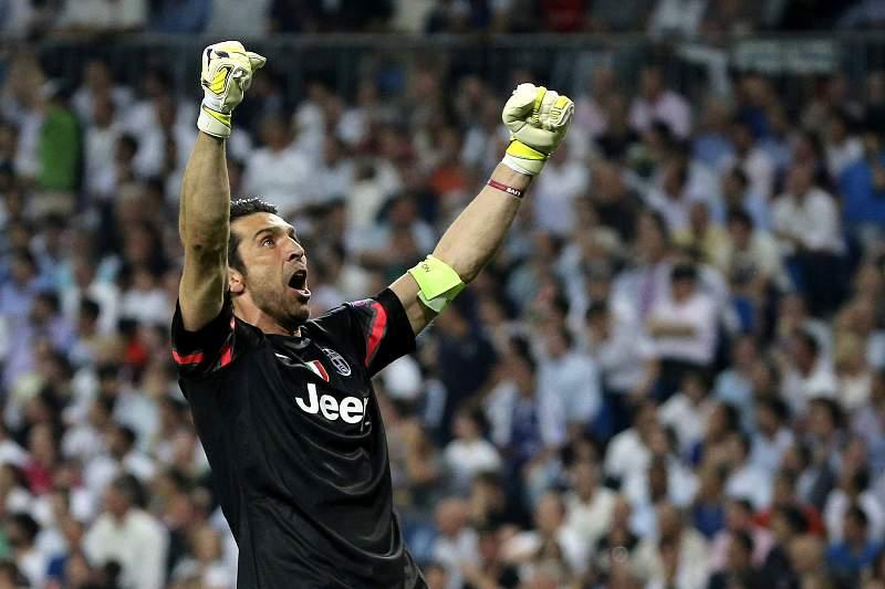 Buffon, guarda-redes da Juventus