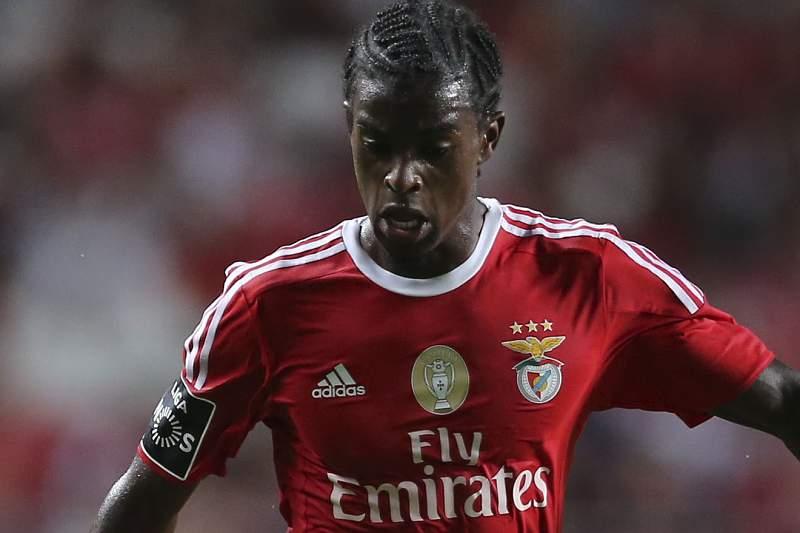 Jogador do Benfica, Nélson Semedo