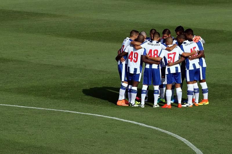 FC Porto B festa
