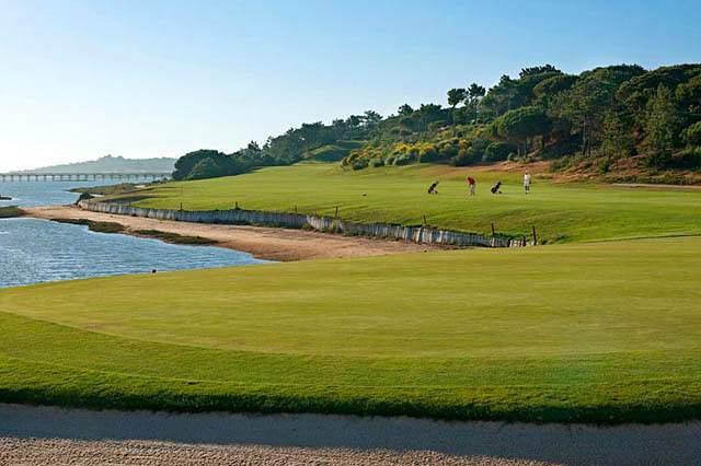 Algarve é o destino de golfe europeu de 2014