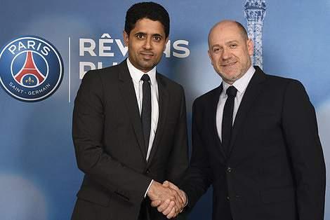 Antero Henrique nomeado diretor desportivo do Paris Saint Germain