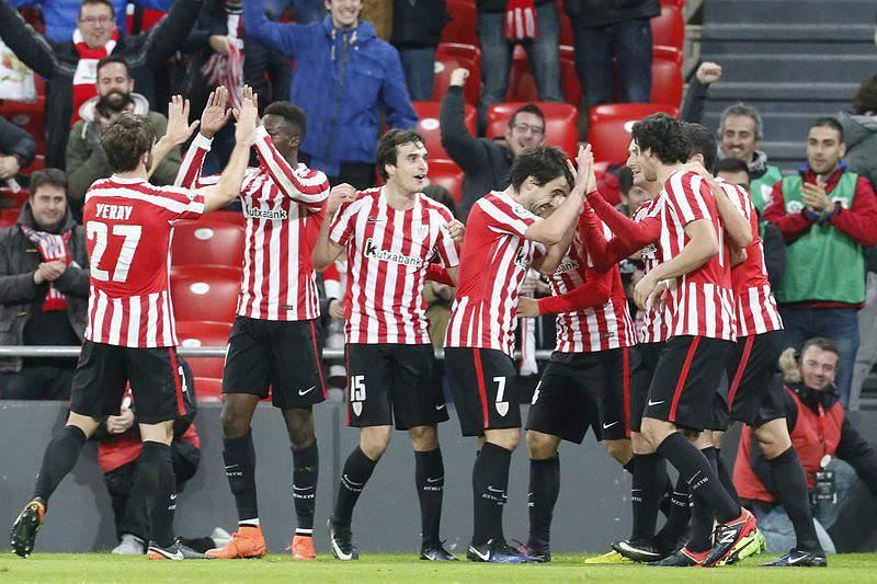 Athletic Bilbau vence Celta de Vigo e sobe ao 7