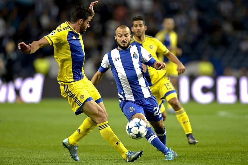FC Porto vs Maccabi