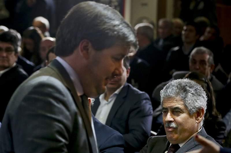 """BdC fala em ´pó da porta 18` e ataca LF Vieira: """"É um cobarde refém de claques ilegais"""""""