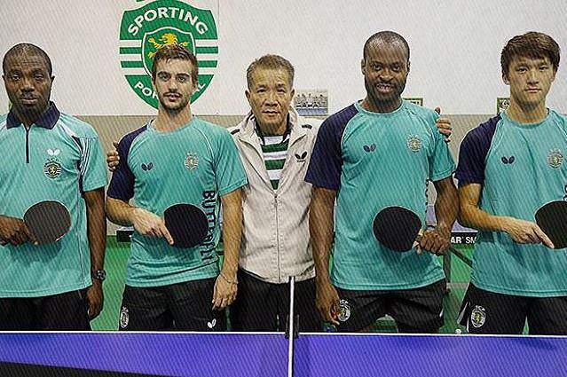 Sporting conquista 33º campeonato de ténis de mesa