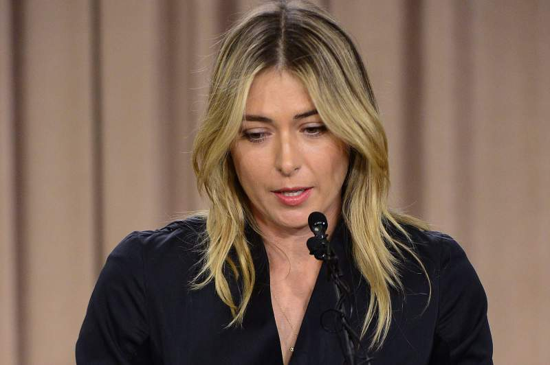 Maria Sharapova announces she tested positive for banned substance