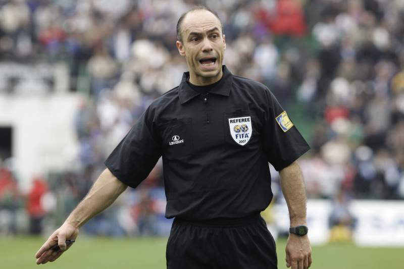 Paulo Paraty, antigo árbitro de futebol, morreu aos 53 anos