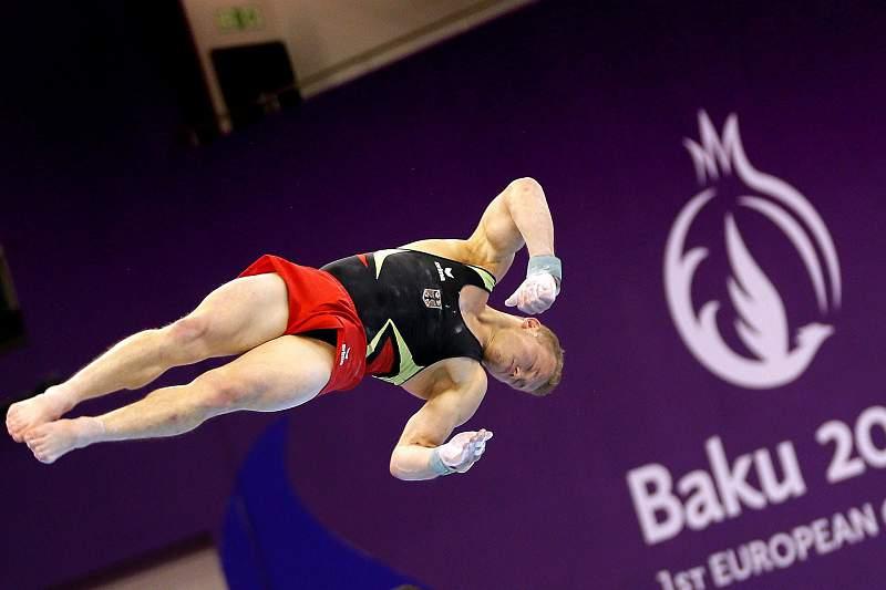 Fabian Hambuechen ginástica artística