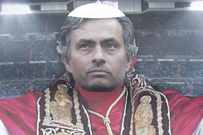 Papa José Mourinho