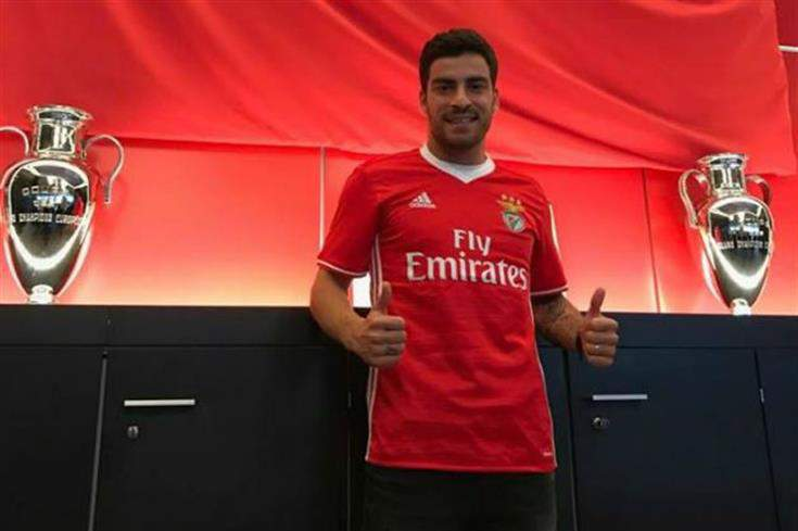 Agência de Salvador Agra confirma que o atacante assinou no Benfica