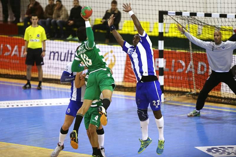 FC Porto venceu Sporting na Supertaça de Andebol 2014