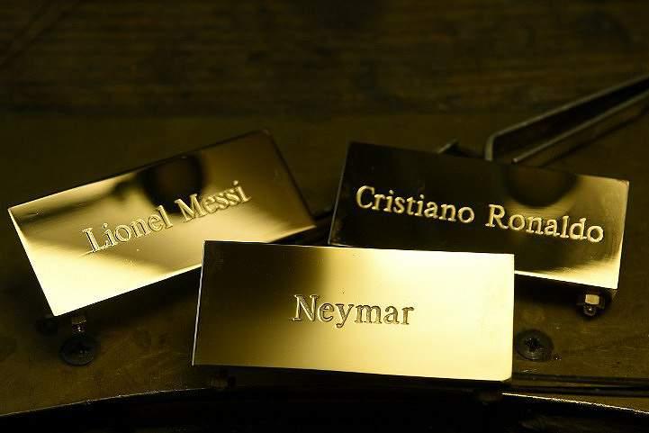 Bola de Ouro 2015 é disputada por Messi, Neymar e Ronaldo