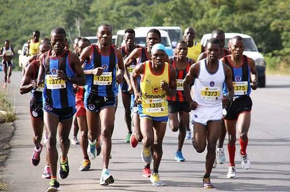 Atletismo Angola