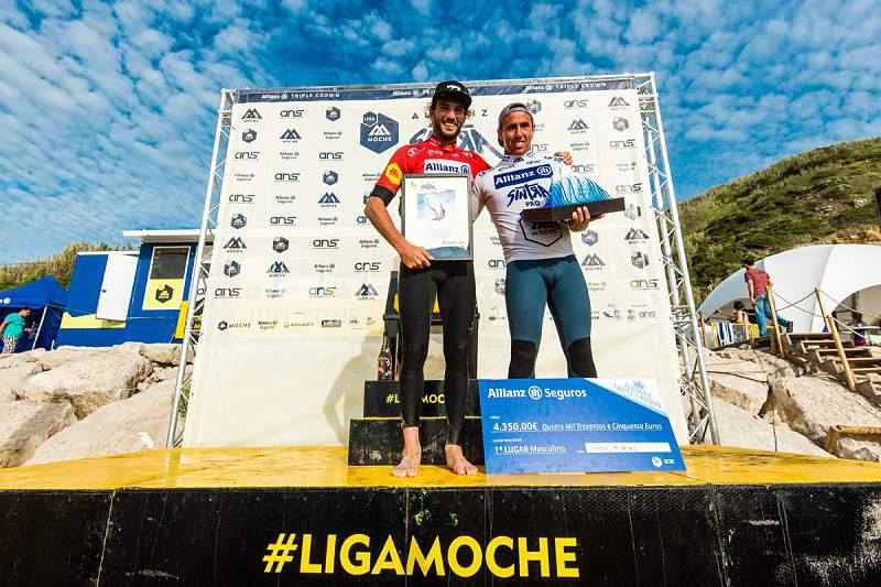 Frederico Morais e Vasco Ribeiro