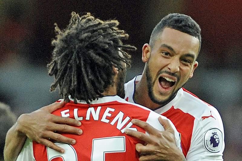 Arsenal festa