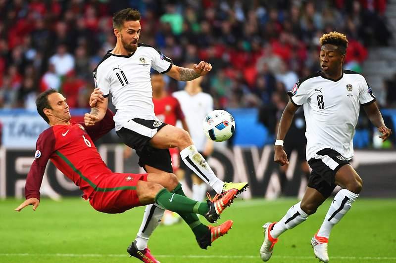 Portugal - Áustria: Ricardo Carvalho