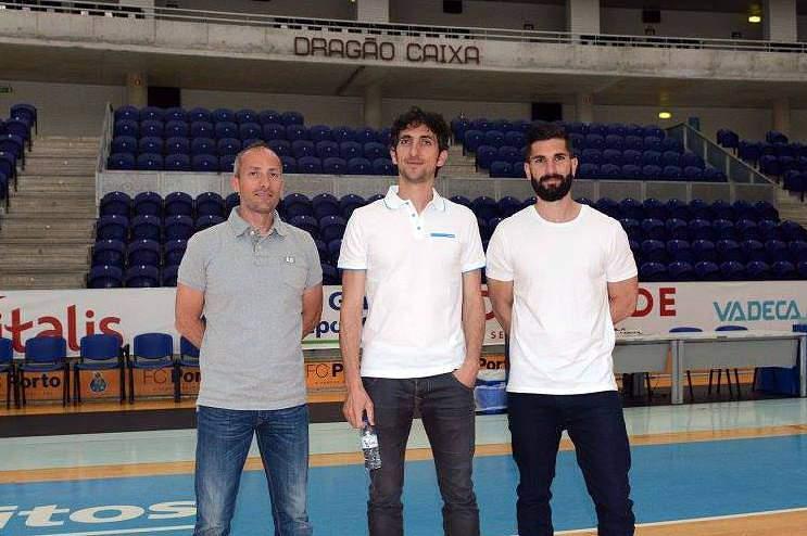 Guillem Cabestany, o novo treinador de hóquei do FC Porto