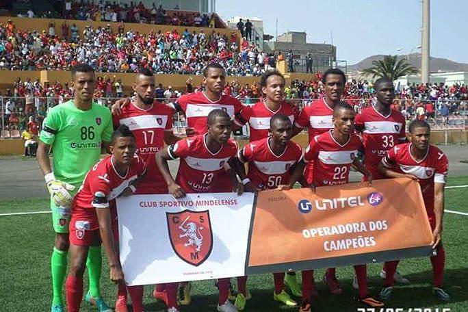 Mindelense conquista tricampeonato de futebol em Cabo Verde, o 17º na sua história